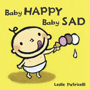 Baby Happy Baby Sad Book