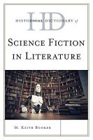 Historical Dictionary of Science Fiction in Literature PDF