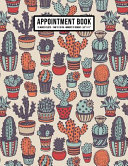 Cactus Appointment Book