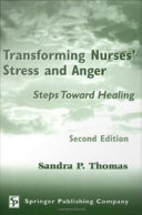 Transforming Nurses' Stress and Anger