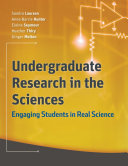 Undergraduate Research in the Sciences