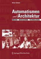 Architekturautomaten oder die Erweiterung des Menschen PDF