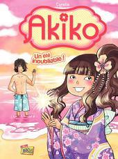 Akiko - Tome 2 - Un été inoubliable !