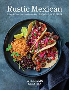 Rustic Mexican Book
