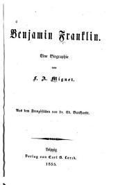 Benjamin Franklin: Eine Biographie