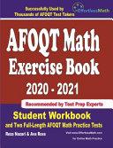AFOQT Math Exercise Book 2020 2021 PDF
