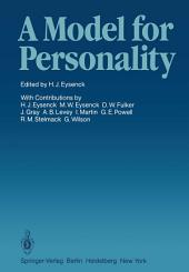 A Model for Personality