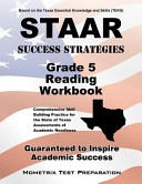 STAAR Success Strategies Grade 5 Reading Workbook Study Guide