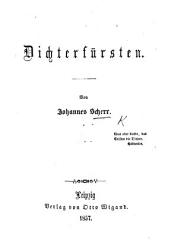 Dichterf  rsten PDF