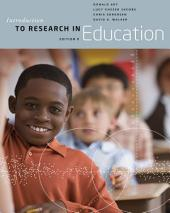Introduction to Research in Education: Edition 9