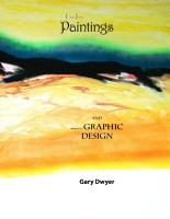 The Paintings and Graphic Design of Gary Dwyer PDF