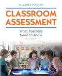 Classroom Assessment Book
