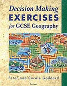 Decision Making Exercises for GCSE Geography PDF
