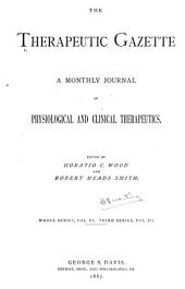 Therapeutic Gazette
