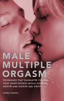 Male Multiple Orgasm PDF