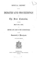 Official report of the debates and proceedings PDF