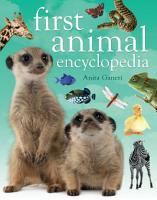 First Animal Encyclopedia PDF