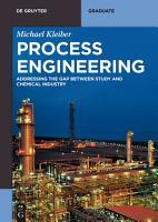 Process Engineering PDF