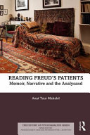 Reading Freud S Patients Book PDF