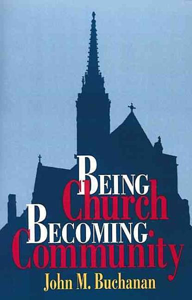 Download Being Church  Becoming Community Book