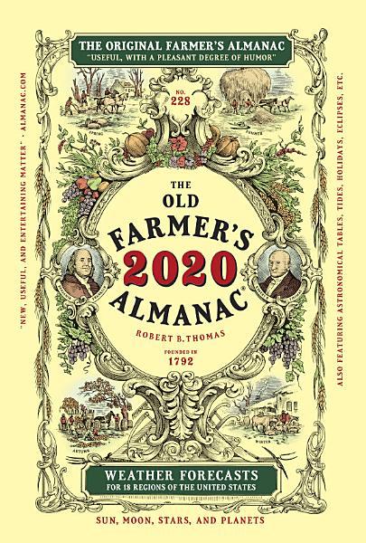 Download The Old Farmer s Almanac 2020 Book