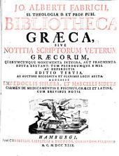 Bibliotheca Graeca: Volume 1