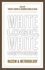 White Logic  White Methods PDF