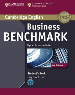 Business Benchmark Upper Intermediate Business Vantage Student s Book PDF