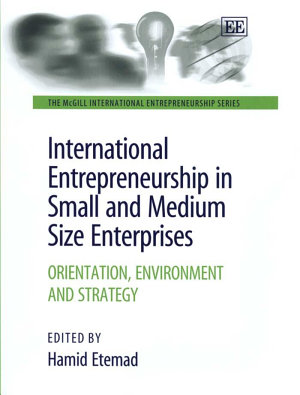 International Entrepreneurship in Small and Medium Size Enterprises