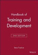Handbook of Training and Development PDF