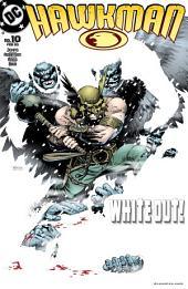 Hawkman (2002-2006) #10