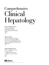 Comprehensive Clinical Hepatology