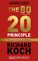 The 80 20 Principle the Secret of Achieving More with Less   20th Anniversary Edition PDF