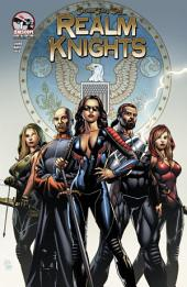 Grimm Fairy Tales Realm Knights #1
