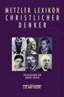 Metzler Lexikon christlicher Denker PDF