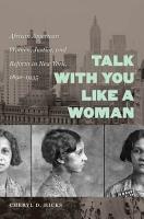 Talk with You Like a Woman PDF