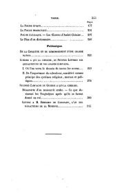 Œuvres choisies, publ. par É. Grimaud avec une lettre du r.p. Hyacinthe et des notices biogr. et litt. par mm. Patin et Sainte-Beuve