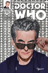 Doctor Who: The Twelfth Doctor #2.5: The Fourth Wall