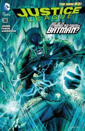Justice League (2011-) #38