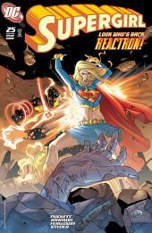 Supergirl (2005-) #25