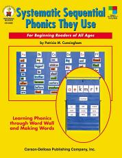 Systematic Sequential Phonics They Use  Grades 1   5 PDF