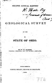 First-[Second] Annual Report on the Geological Survey of the State of Ohio. [1837-1838]: Volume 2