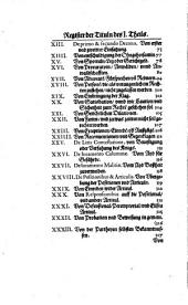Des Hertzogthumbs Württemberg ernewert gemein Landtrecht