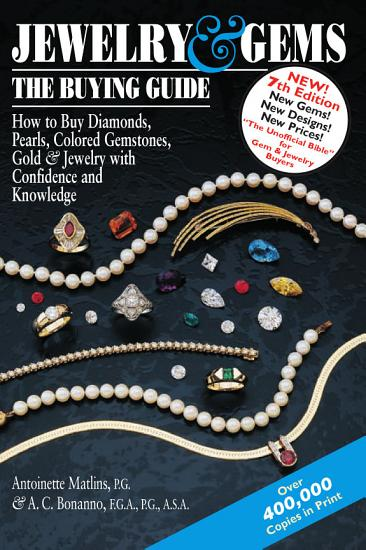 Jewelry   Gems   The Buying Guide  7th Edition PDF