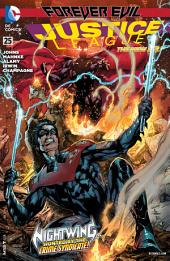 Justice League (2011- ) #25
