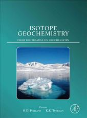 Isotope Geochemistry: A derivative of the Treatise on Geochemistry
