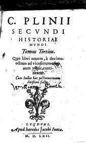 Historiae Mvndi ... Cum Indice hac postrema manu ditissimo ... facto: Volume 3