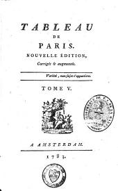 Tableau de Paris: Volume 5