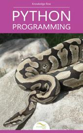 Python Programming: by Knowledge flow