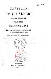 Trattato degli alberi della Toscana...: Volume 1